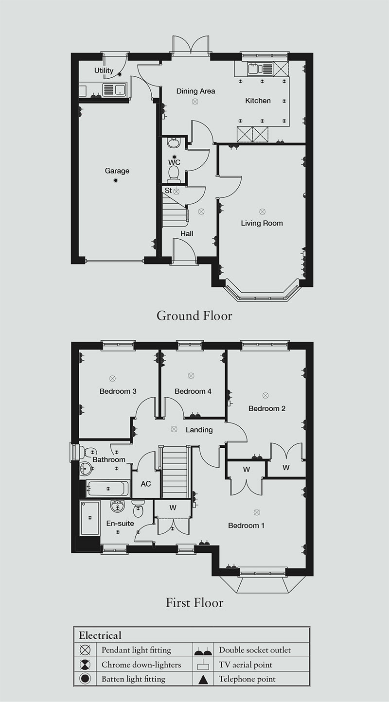 The bushby hazelton homes for Floor plan assistance