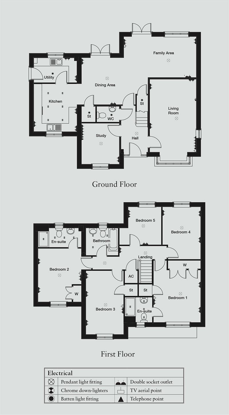 The keyham hazelton homes for 133 hazelton floor plans